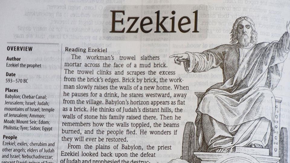 ezechiel 37 27