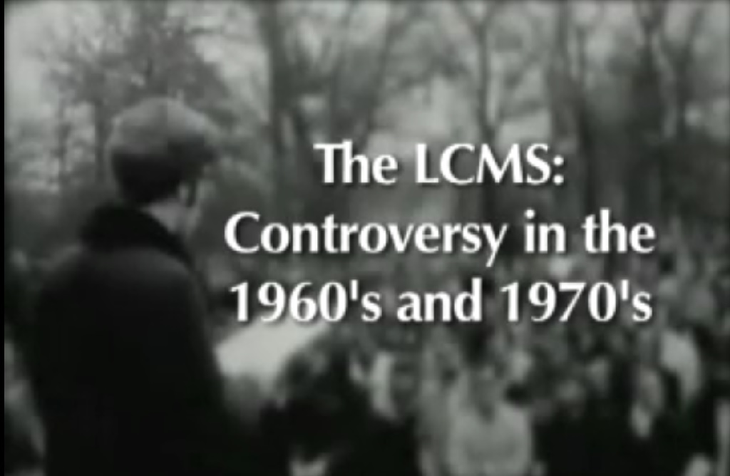 Controversy in the LCMS