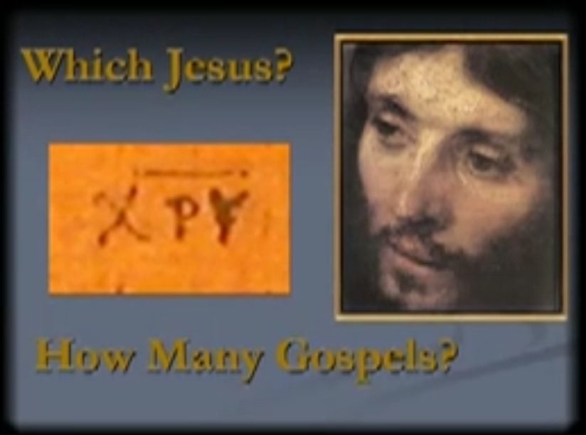 Lay Bible Institute: Which Jesus