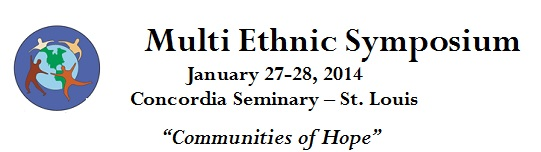 MultiEthnic Symposium 2014