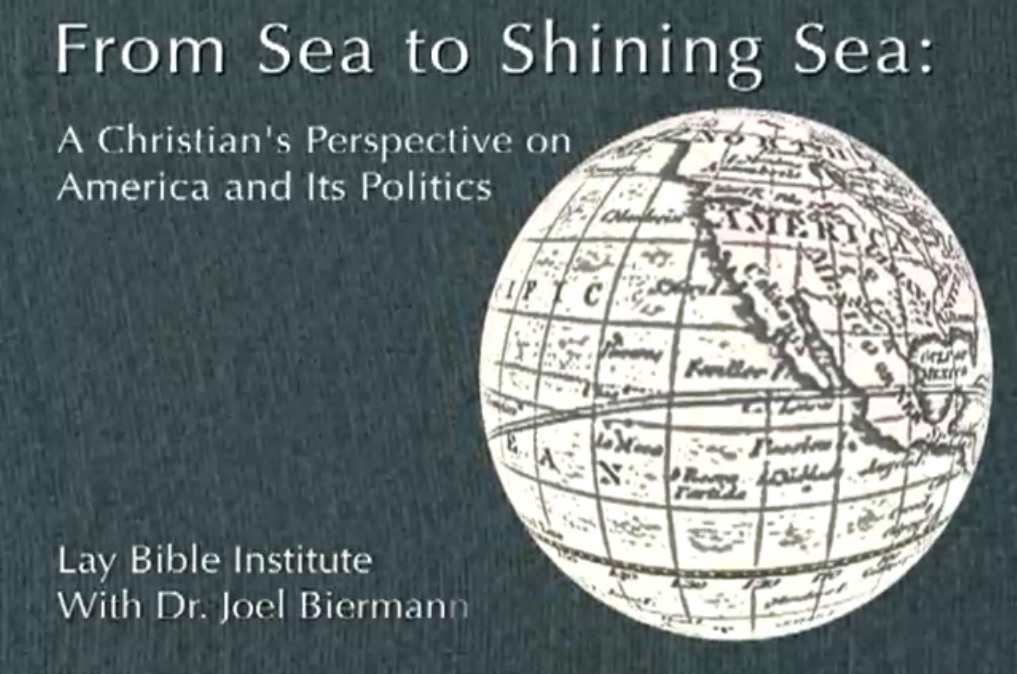 Lay Bible Institute: Sea to Shining Sea