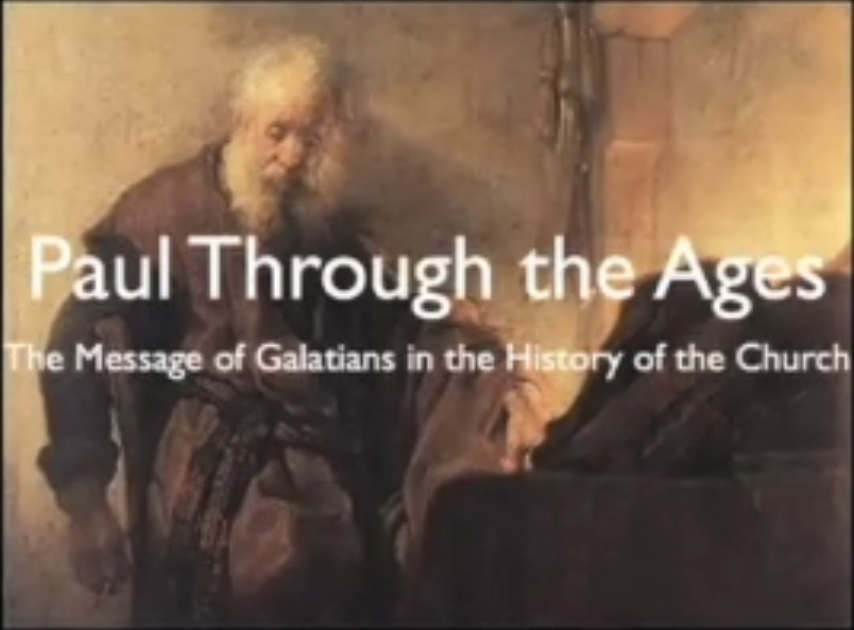 Lay Bible Institute: Paul Through Ages