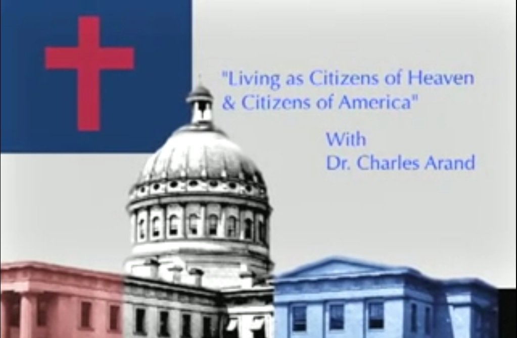 Lay Bible Institute: Living as Citizens of Heaven/America