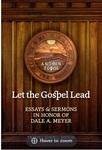 071. Let the Gospel Lead