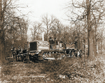 land clearing, 1924