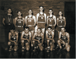 basketball team, 1949