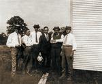 building committee, 1924-1925