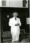 Clifford 'Hannibal' Frederich as Mark Twain