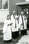 Cotta Hall Dedication Fall 1978