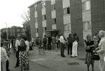 Dedication Cotta Hall Fall 1978