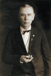 Franz Pieper, president