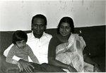 Victor Raj and family