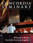 Concordia Seminary magazine | Winter 2010 by Paul Devantier