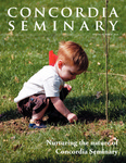 Concordia Seminary magazine | Summer/Spring 2010 by Paul Devantier