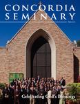 Concordia Seminary magazine | Fall 2010