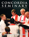 Concordia Seminary magazine | Winter 2012 by Paul Devantier