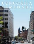 Concordia Seminary magazine | Summer/Fall 2012