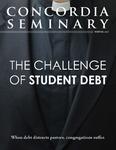 Concordia Seminary magazine | Winter 2013