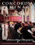 Concordia Seminary magazine | Summer 2013 by Paul Devantier