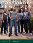 Concordia Seminary magazine | Winter 2016 by Jeffrey Kloha