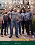 Concordia Seminary magazine | Winter 2016