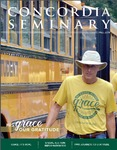 Concordia Seminary magazine | Fall 2016