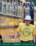 Concordia Seminary magazine | Fall 2016