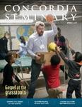 Concordia Seminary magazine Spring 2017 by Dale Meyer