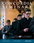 Concordia Seminary magazine Summer 2017 by Dale Meyer