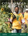 Concordia Seminary magazine Fall 2018 by Dale Meyer