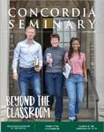 Concordia Seminary magazine Spring 2019 by Dale Meyer