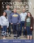 Concordia Seminary magazine Spring 2018