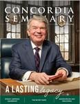 Concordia Seminary magazine Spring 2020