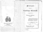 Liturgie für einem Charfreitags Gottesdienst by Friedrich Lochner