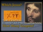 005. The Central Christian Proclamation by Jeffrey Kloha