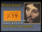 012. Gnostic Gospels Mary & Philip by Jeffrey Kloha