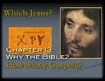 016. Chapter 13, Why the Bible by Jeffrey Kloha