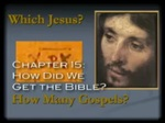 018. Chapter 15, How Did We Get the Bible by Jeffrey Kloha