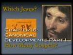 019. Canonical Developments Part 1
