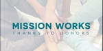 Mission Works: Thanks to Donors 31