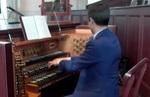 'O Come, O Come Emmanuel' organ overture