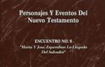 Encuentro 08 - Maria Y Josè, Esperaba by Roberto Huebner