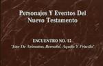 Encuentro 12 - Jose De Arimatea, Bar by Roberto Huebner