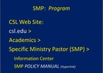 01. SMP Introduction by Mart Thompson