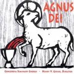 [Seminary Chorus] Agnus Dei by Henry Gerike