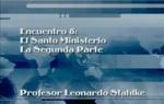 Encuentro 08 - El Santo Ministerio La