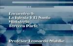 Encuentro 09 - La Iglesia Y El Santo by Leonardo Stahlke